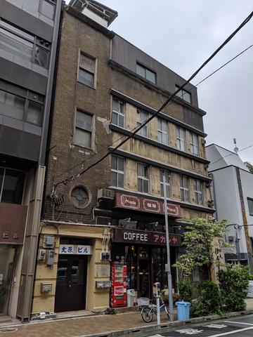 岩本町駅近くの老舗喫茶店「アカシヤ」が4月27日に閉店 45年の歴史に幕