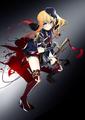 月刊「少年ガンガン」連載中、イチャイチャして世界を救う、ルームシェアラヴアクション「戦×恋(ヴァルラヴ)」、TVアニメ化決定!!