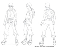 TVアニメ「Dr.STONE」、コハク・クロム・金狼・銀狼のキャラクター設定画&キャラクターデザイン 岩佐裕子コメント公開!
