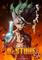 TVアニメ「Dr.STONE」、コハク・クロム・金狼・銀狼のキャラクター設定画&キャラクターデザイン...