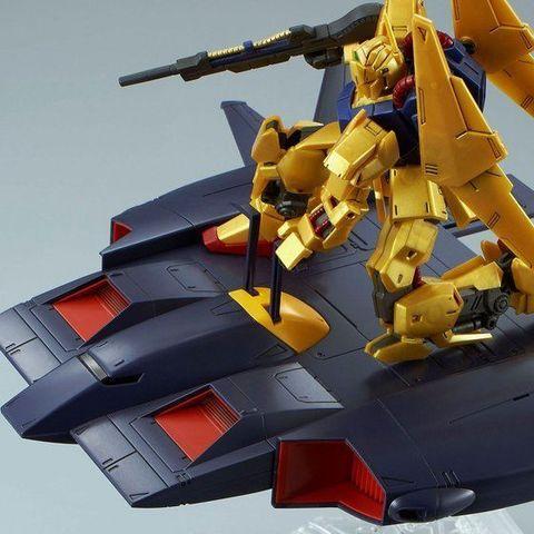 「機動戦士Zガンダム」より、サブ・フライト・システム、ド・ダイ改が1/144スケールHGシリーズに登場!!