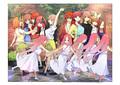 本日5月27日(月)は「五等分の花嫁記念日」!女性も男性も楽しめる「五等分の花嫁展」が、2019年8月に開催決定!