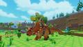 "PS4/Switch『PixARK』、恐竜たちを手なずける""テイム""&仲間にしたい強力な生物たちを公開!"