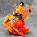 P.O.Pワンピースシリーズに、メラメラの実の能力者「ポートガス・D・エース」が登場!燃え盛る炎と化して拳を振るう一瞬を再現!!