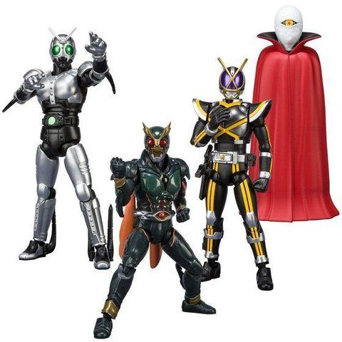 仮面ライダーを苦しめてきた悪の軍団や強敵が「SHODO-O(アウトサイダー)」として現代に蘇る!
