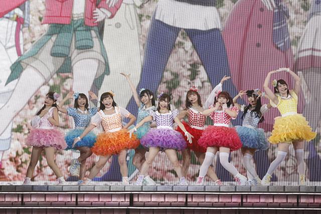 みんなで走ってきた道は新たな輝きへ! 9色の虹が観客席を彩った「ラブライブ!サンシャイン!! Aqours 5th LoveLive! ~Next SPARKLING!!~」2日目レポート