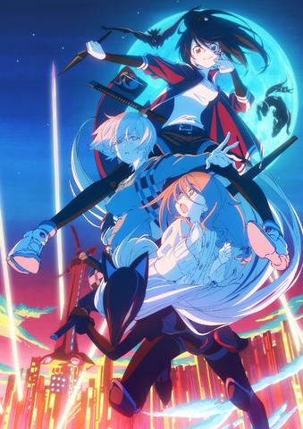 劇場アニメ「BLACKFOX」、2019年10月5日(土)より新宿バルト9ほかにて公開決定! 先行カットも公開!