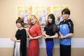 7月放送開始の「ダンベル何キロ持てる?」、先行上映会レポート到着! 番宣CM&第1話あらすじ・カット先行公開!