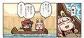 「Fate/Grand Order」、「ますますマンガで分かる!FGO」第98話を更新!
