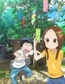 「からかい上手の高木さん2」、放送開始日にちなんだ「七夕ビジュアル」を公開! 高木神社コラボ第2弾が決定!
