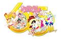 セラムン、レイアース、セイント・テールなど掲載作品が一堂に! 講談社「なかよし」創刊65周年記念原画展が開催決定!