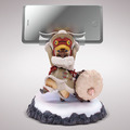 PS4『モンスターハンターワールド:アイスボーン』、イーカプコン限定「オトモアイルーマルチスタンド」着色サンプル公開!