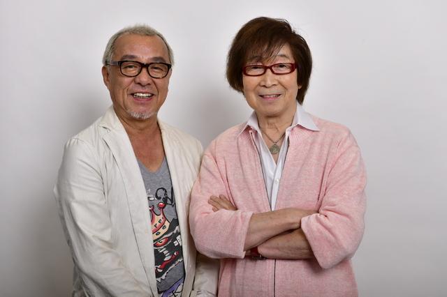 「三人の騎士の伝説」より、ホセ役・中尾隆聖&パンチート役・古川登志夫のオフィシャルインタビューが到着!