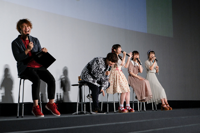 「うちの娘の為ならば、俺はもしかしたら魔王も倒せるかもしれない。」、キャスト登壇の先行上映会オフィシャルレポートが到着!