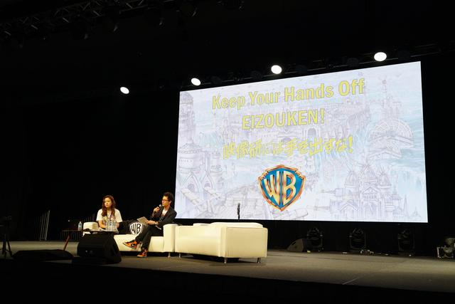 湯浅政明監督最新TVシリーズ「映像研には手を出すな!」、第2弾PV&ティザービジュアル公開の「Anime Expo2019」ワールドプレミアレポート到着