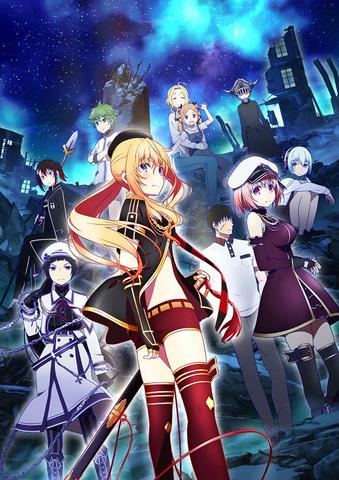 ルームシェアラヴアクション「戦×恋(ヴァルラヴ)」、2019年10月放送決定! ティザーPVが公開に!!