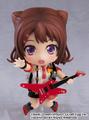 「バンドリ! ガールズバンドパーティ!」より、「Poppin'Party」のギター&ボーカル担当「戸山香澄」が、装い新たにステージ衣装でねんどろいどになって登場!