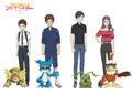 映画最新作「デジモンアドベンチャー LAST EVOLUTION 絆」、 「02」キャラクターの登場が決定!! 新キャストも発表に