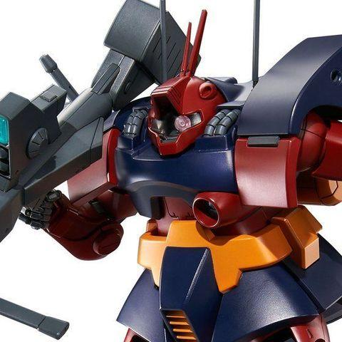 「機動戦士ガンダムZZ」より、デザート・ロンメルが搭乗する「ドワッジ改」がMGで登場!「ドワッジ」も再販決定!!