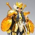 師・童虎の黄金聖衣 ライブラの力を借りた紫龍が「聖闘士聖衣神話EX」に登場! ポセイドン編の最後のシーンを再現