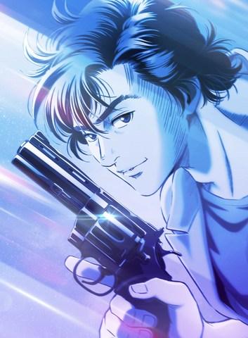 待たせたな、俺を呼んだのは君だろ?「劇場版シティーハンター <新宿プライベート・アイズ> 」BD&DVD、10/30(水)発売決定!