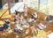 「劇場版 ハイスクール・フリート」第1弾キービジュアル解禁! 8月31日(土)より第2弾特典付き全国共通前売券発売決定!