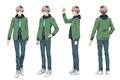 TVアニメ「A3!」SEASON SPRING & SUMMER、2020年1月放送決定! 春組キービジュアル&PV公開!