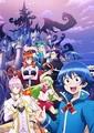 10/5(土)より放送開始のアニメ「魔入りました!入間くん」、OPテーマはDA PUMP、EDテーマは芹澤優に決定!