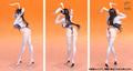 新進気鋭の原型師ガタコマのオリジナルフィギュア登場! ニット生地のレオタードがまぶしい「心乃セーラ」、10月発売! 予約締切は9/3!