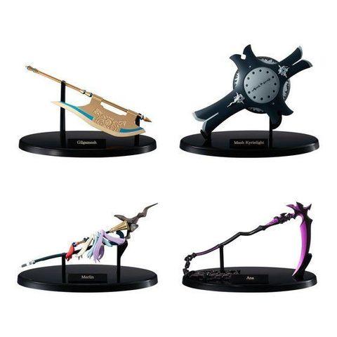 「Fate/Grand Order -絶対魔獣戦線バビロニア-」登場キャラのアイテムを立体化したコレクションフィギュアシリーズが登場!