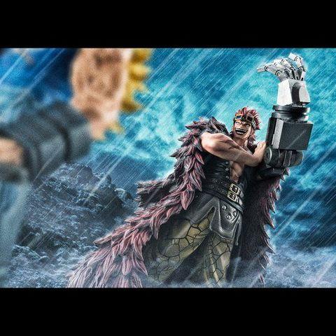 """「ワノ国編」""""Warriors Alliance""""開幕記念! ユースタス・""""キャプテン""""キッドが限定復刻版としてP.O.Pに再登場!!"""