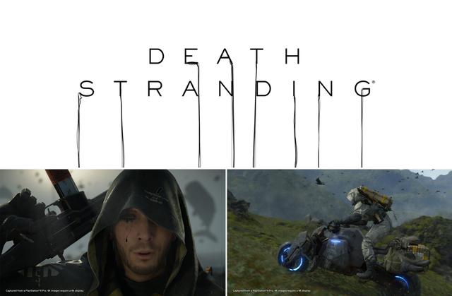 PS4「DEATH STRANDING」東京ゲームショウ2019にて、ゲームシステム詳細がついに公開! ゲーム画面に豪華ゲスト・三浦大知が登場!?