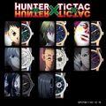 「HUNTER×HUNTER」×「TiCTAC」のコラボウォッチ登場! ゴン・キルア・クラピカ・レオリオ・クロロ・ヒソカらをイメージ