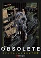 虚淵玄最新作は完全オリジナルリアルロボットアニメーション!「OBSOLETE」、YouTubeにて2019年12月より配信決定!