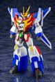 コトブキヤ勇者シリーズプラモデル第1弾!「勇者エクスカイザー」より、超巨大合体 グレートエクスカイザーが登場!