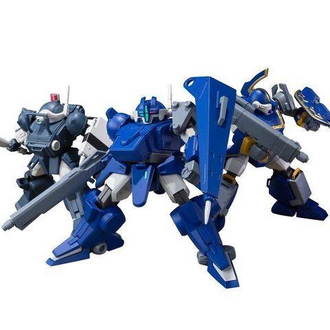 「装甲騎兵ボトムズ」の外伝的作品である「青の騎士ベルゼルガ物語」のスーパーミニプラ第2弾が登場!!
