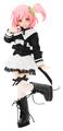 1/12アクションドールシリーズ「アサルトリリィ」から「アサルトリリィ Bouquet」アニメ化決定! アニメーション制作はシャフト
