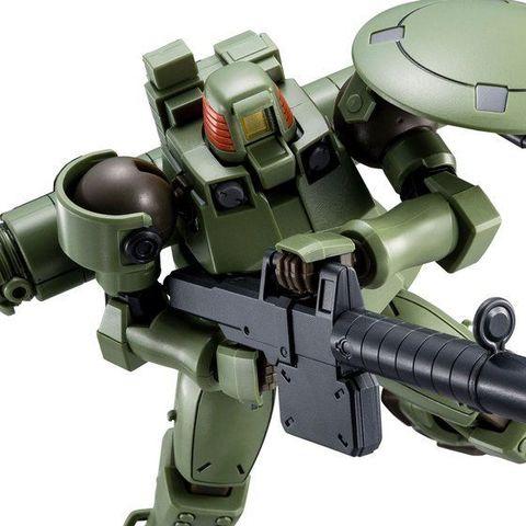 """「新機動戦記ガンダムW」より、量産型MS""""リーオー""""が装備する各種武装をひとつにまとめた""""フルウェポンセット""""がHGシリーズに!"""