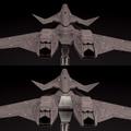 「ACE COMBAT 7: SKIES UNKNOWN」より最新の架空機「ADF-11F」がプラモデル化!2020年3月に発売