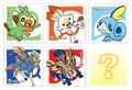 「ポケットモンスター ソード・シールド」に登場するポケモンたちのメニューが、ポケモンカフェにて期間限定で販売決定!