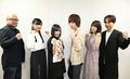 TVアニメ「Fairy gone」、市ノ瀬加那、前野智昭、福原綾香らが2クール目を語る、オフィシャルインタビュー到着