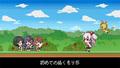 秋アニメ「私、能力は平均値でって言ったよね!」OP&EDドット絵のRPG風ミュージックビデオ公開!