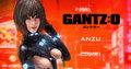 「GANTZ:O」より、もうひとりのヒロイン「山咲杏」が1/4スケールのハイエンド・フィギュアで商品化!