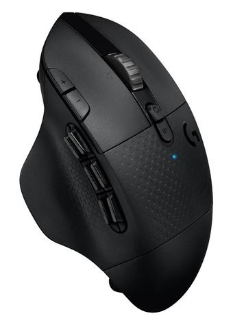 ロジクール、15個のプログラム可能なボタンを持つ「G604 LIGHTSPEEDゲーミングマウス」発売