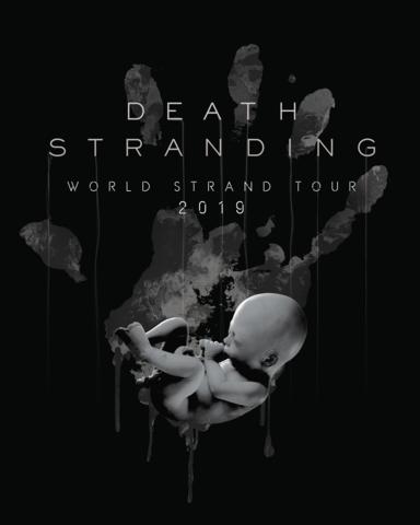 小島監督のトークステージも!「デス・ストランディング」の「World Strand Tour 2019 Osaka」参加者の募集を開始!