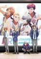 TVアニメ「ARP Backstage Pass」メインビジュアル公開! 追加キャストに浪川大輔、江口拓也決定!