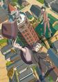 TVアニメ「啄木鳥探偵處」ティザーPV公開! 浅沼晋太郎、櫻井孝宏のキャストコメントも