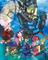 「甲鉄城のカバネリ 海門決戦」Blu-ray&DVDが12/11発売。 美樹本晴彦描き下ろしのパッケージイラスト公開!