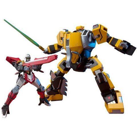 「忍者戦士 飛影」がスーパーミニプラに登場! 第1弾は「飛影」「黒獅子」がラインアップ!!