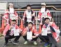 「劇場版 ハイスクール・フリート」×「よこすかシーサイドマラソン」コラボ企画「ハイスクール・フリートRUN」レポート!